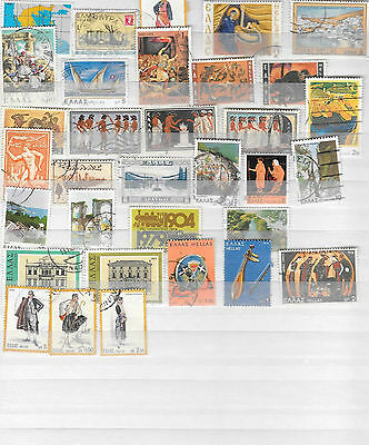 Greece Stamps (2)