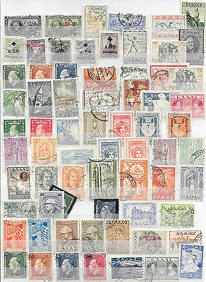 Greece Stamps (1)