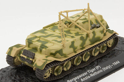 The Combat Tanks Collection (Issue 111) - KFZ. BERGEPANZER TIGER (P) S. PZ.JG.AB