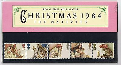 GB Presentation Pack 157 1984 Christmas The Nativity 10% OFF 5