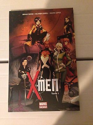 X-Men, Tome 1: Elémentaire - Marvel Now! Panini Comics