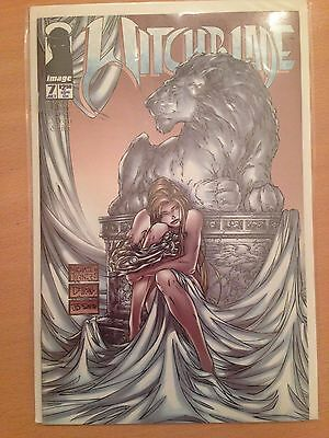 Witchblade #7 VF/NM Top Cow Image Comics