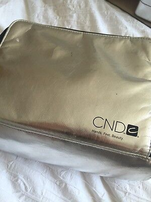 Cnd Silver Carry Case