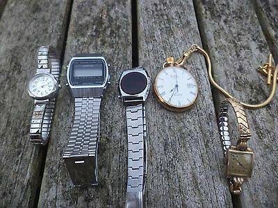 Job lot of Watches 10 Watches
