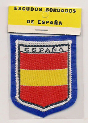 Country Of Spain Souvenir Patch - In Package
