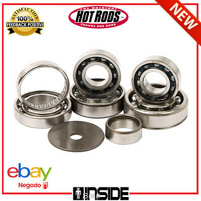 Kit Cuscinetti Cambio Hot Rods Per Yamaha Grizzly 550 09 - 14 Tbk0079