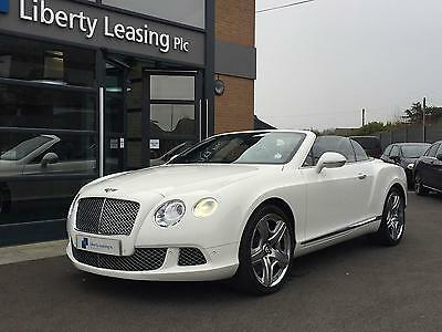 2013 Bentley Continental 6.0 Gtc Mulliner ***perfect Spec + Immaculate Car***