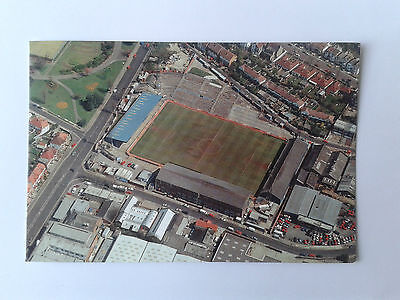 Old Postcard Of Brigton & Hove Albion The Goldstone Ground