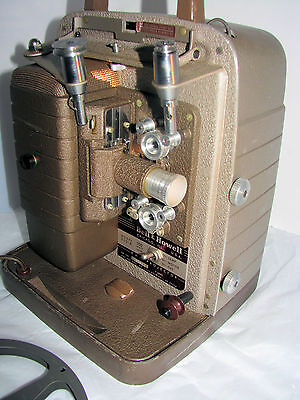 Vintage Bell Howell 253-A 8mm Film Projector~Works~Very Good condition