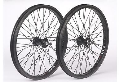Diamondback BMX Rear BMX Wheel 48h 14mm Axle Black Black 20 inch