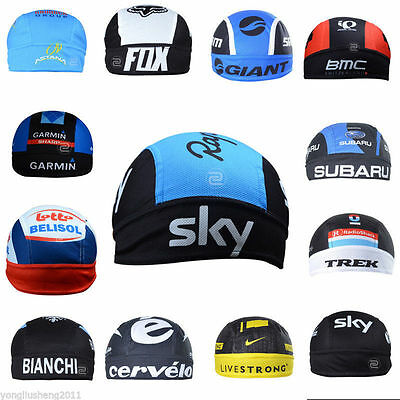 wholesale outdoor Sports Bicycle Bike Cycling Pirate Hats Caps Bandana Headbands