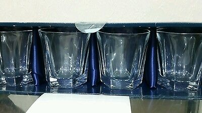 Crystal Tumbler  Whiskey Glasses