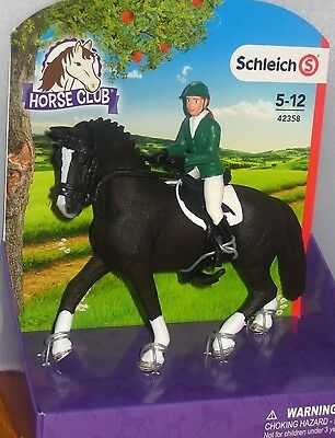NEW  Schleich Pony Horse Club Show Jumper Set 42358 for Stable all items inc