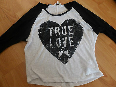 Girls T-Shirt Top From New Look Age 12-13 Years