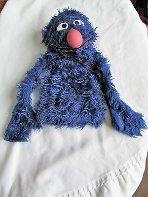 Grover Muppets Puppet Vintage