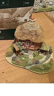 Lilliput Lane Cottage - Peppermill Cottage L2330. With Box and Deeds