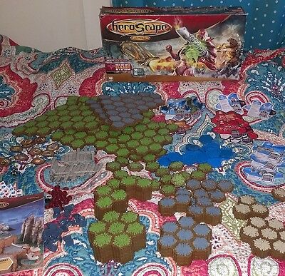 Heroscape Rise of the Valkyrie Replacement Parts Terrain Tiles Dice Cards Ruins+