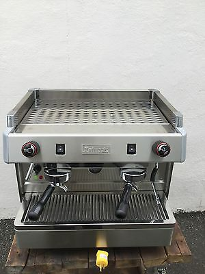 New 2 Group Espresso  Cappuccino Machine 115 V  60 Hz Great Deal !!!