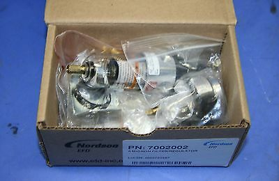 (2) New Nordson EFD 7002002 5 Micron Filter/Regulator 16218