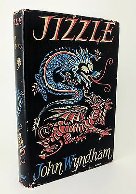 Jizzle by John Wyndham - First Edition 1st/1st