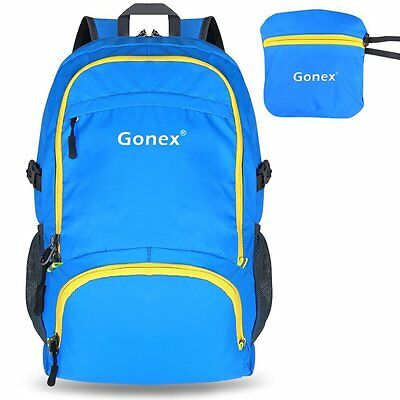Gonex Lightweight Packable Backpack Hiking Daypack
