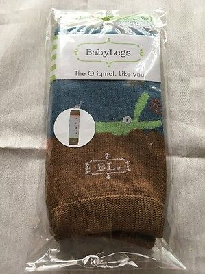 Baby Legs New Baby Leggings Hungry Alligator Boys Blue And Brown