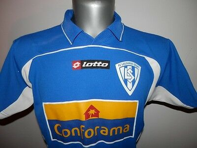Rare FC Lausanne Sport Shirt Football Swiss Club Soccer Boys Young size - XLB