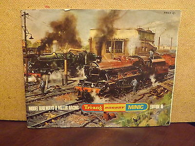Triang /hornby/minic Catalogue Edition 16...in Good Condition..
