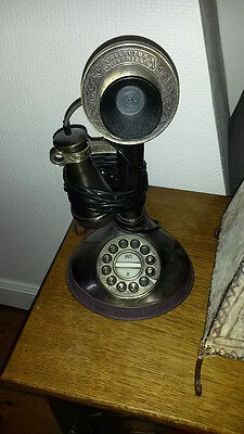 Telephone Style Retro Chicago 1920 Compatible Adsl A Saisir !!!