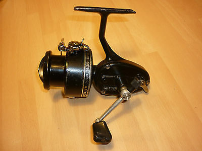 Vintage  Garcia Mitchell 300A  Fishing Reel (silver decal banded type)