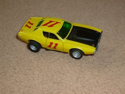 Tomy Tyco Aurora Afx Dodge Charger Stock Car - Spares Or Repair
