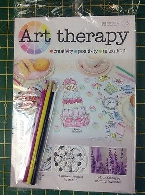 Hachette Art Therapy (Issue 14)