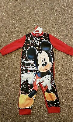 Mickey mouse onesie 18-24 months