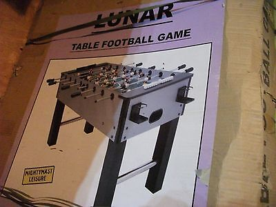 Lunart Table Football Game