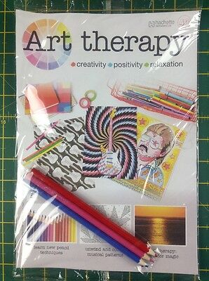 Hachette Art Therapy (Issue 40)