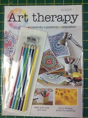 Hachette Art Therapy (Issue 1)