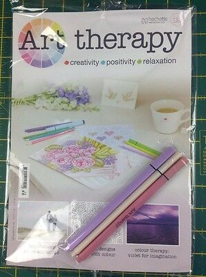 Hachette Art Therapy (Issue 35)