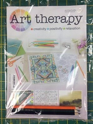 Hachette Art Therapy (Issue 29)