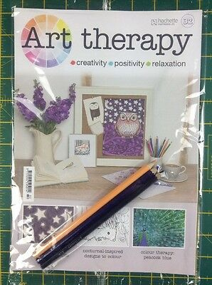 Hachette Art Therapy (Issue 32)