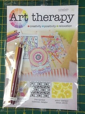 Hachette Art Therapy (Issue 19)