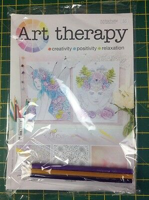 Hachette Art Therapy (Issue 15)