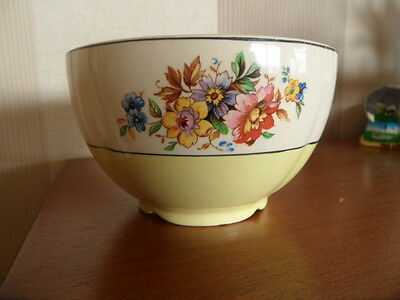 Vintage Johnson Bros. Pareek small sugar bowl. very good condition