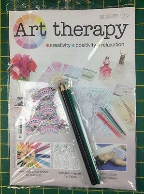 Hachette Art Therapy (Issue 20)