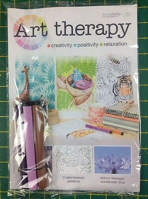 Hachette Art Therapy (Issue 17)