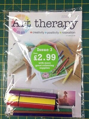 Hachette Art Therapy (Issue 3)