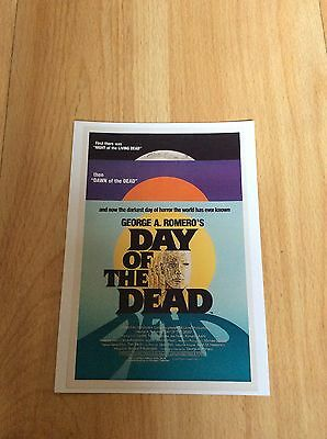 """""""day Of The Dead"""" Postcards X  7 Different Artwork"""