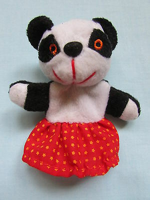 Fab Very Cute *soo* Sue Plush Finger Puppet - Sooty And Sweep