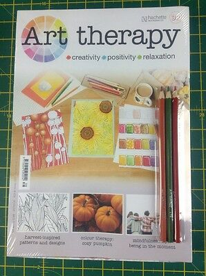 Hachette Art Therapy (Issue 38)