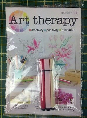 Hachette Art Therapy (Issue 13)