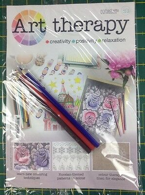 Hachette Art Therapy (Issue 28)